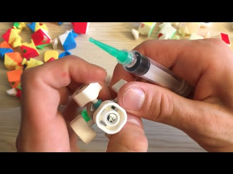 How to Lube a Rubik's Cube - Common Cube Question