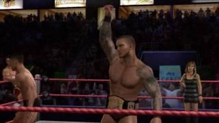 SvR 2010 Backlash PPV: 6 Man Elimination Tag Part 6/13
