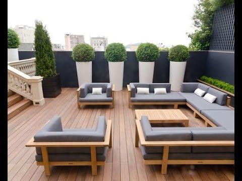 38 Lovely Functional Terrace Design Ideas Youtube