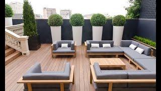 38 Lovely & Functional Terrace Design Ideas
