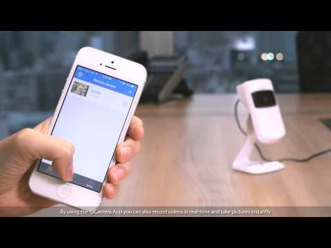TP-Link TL-NC200 Cloud Camera Introduction Video