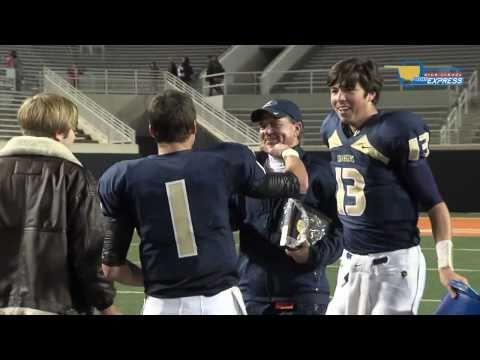 2010 Oklahoma Class 3A Football State Final - Heritage Hall Vs. Kingfisher