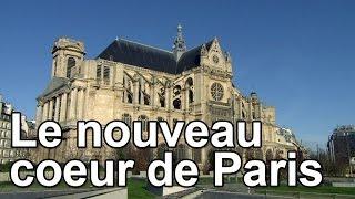 Le nouveau coeur de Paris