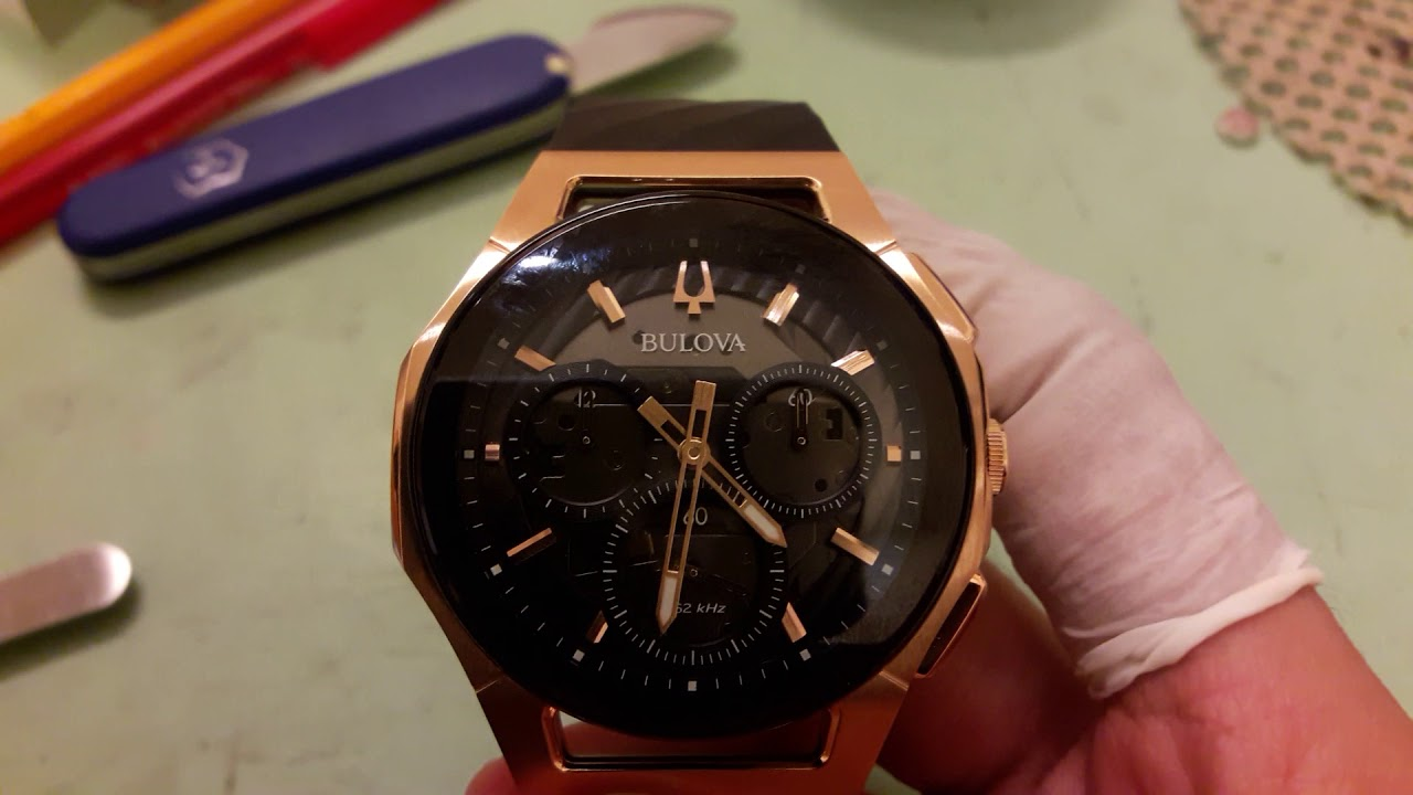 How to Find Bulova Model Number: 11 Steps (with Pictures)