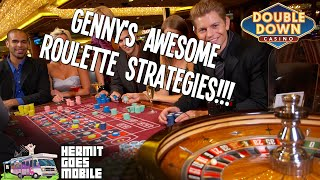 Hermit Goes Mobile - DOUBLE DOWN CASINO (WINNING ROULETTE STRATEGIES)!!! iOS 1080p HD walkthrough