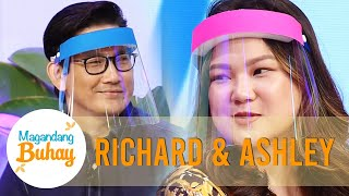 Ashley's sweet message for her popshie Richard | Magandang Buhay