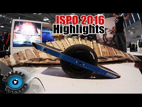Meine Highlights der ISPO 2016 Messe in München [Tag3]