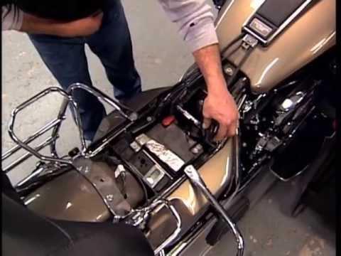 harley davidson maintenance tips: touring motorcycles - seat