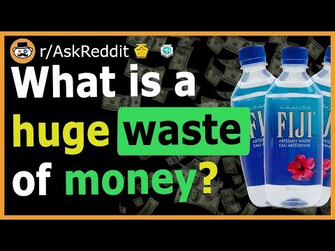 Please Don't Waste Your Money On These Things (r/AskReddit)