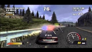 Burnout 2: Point of Impact (PS2) - Pursuit 3