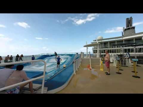 Royal Caribbean Allure of the Seas - Sports Deck