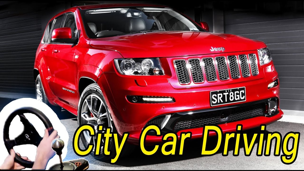 Street Racing Maniac Driver Jeep Grand Cherokee City Car