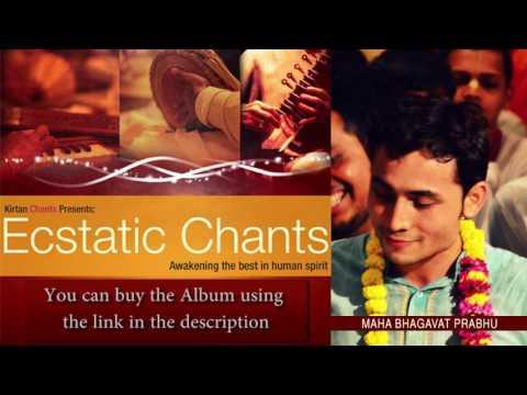 Maha Bhagavat Prabhu - Hare Krishna Kirtan - Track 29 - Ecstatic Chants