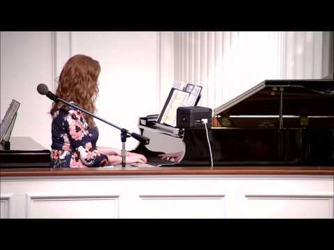 It Is No Secret- Piano Offertory