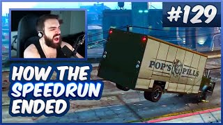 Big Dog, Big Nuts - How The Speedrun Ended (GTA V) - #271