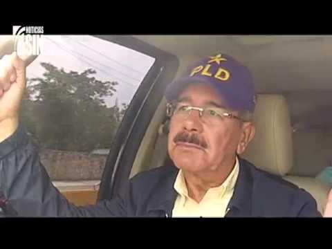 Un día con Danilo Medina y Luis Abinader
