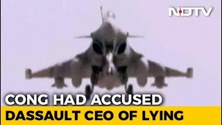 Government vs Opposition on Rafale Fighter Jets Deal