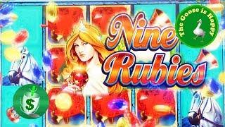 😄 Nine Rubies slot machine, Happy Goose