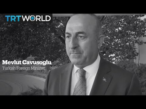 One on One Express:  Turkish Foreign Minister Mevlut Cavusoglu