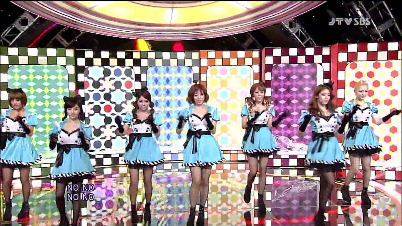 Live Hd T Ara Sexy Love Sbs Inkigayo 120909 1080P - Youtube-8730