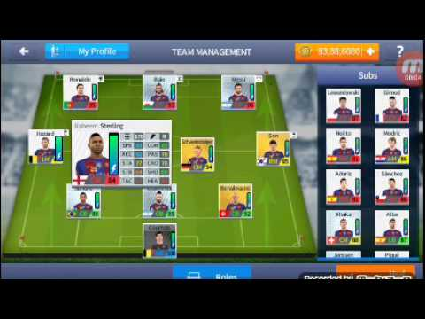 Dream league soccer 2017 Gameplay