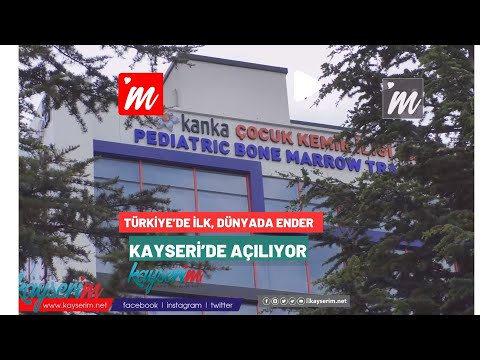 Türkiye'de ilk, dünyada ender. Kayseri'de açılıyor