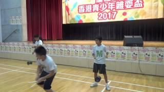 香港青少年雜耍盃2017 小學團體 7 AKM Juggli