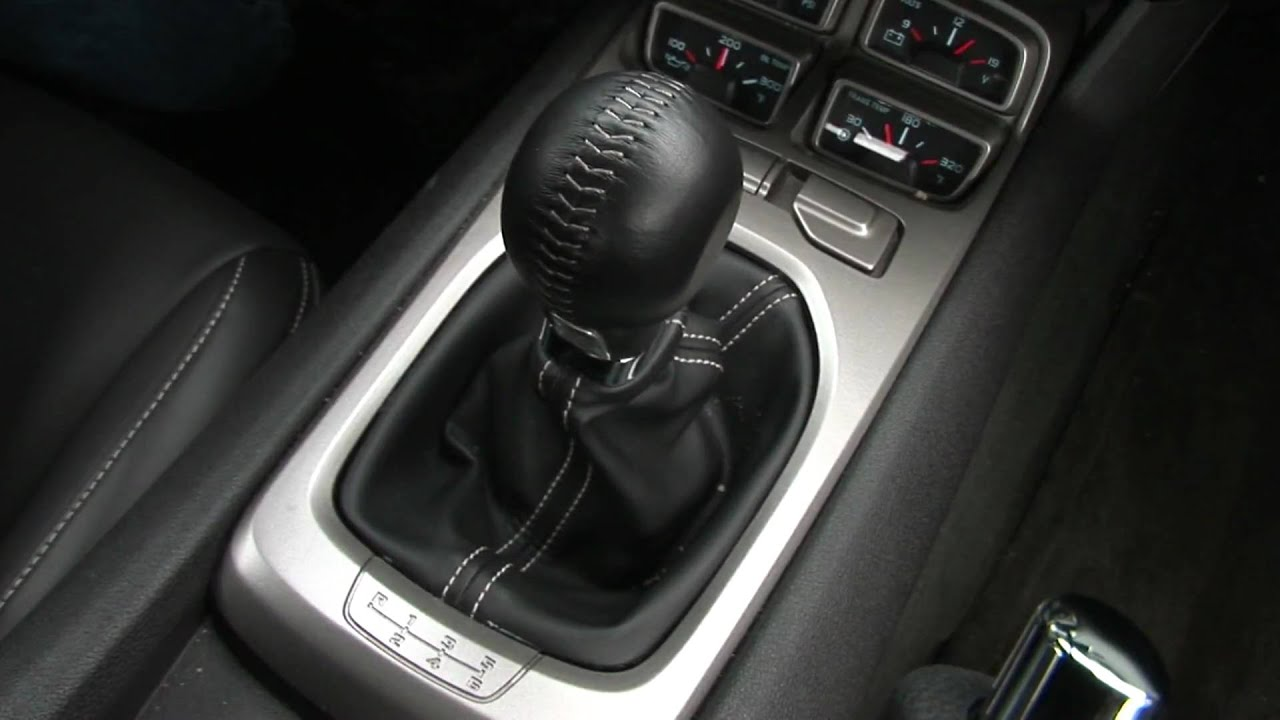 2010 Chevrolet Camaro V6 stick shift  Drive Time review | TestDriveNow  YouTube