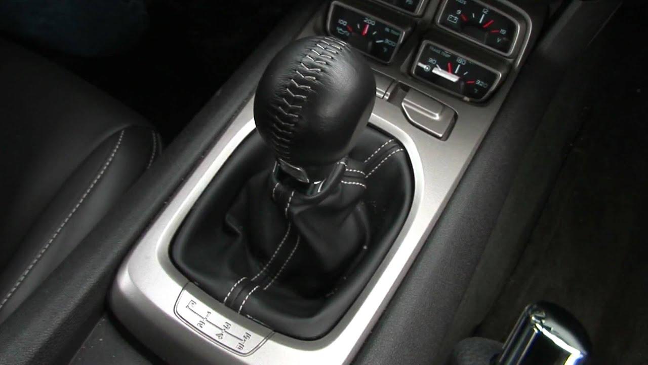 2010 Chevrolet Camaro V6 stick shift  Drive Time review | TestDriveNow  YouTube