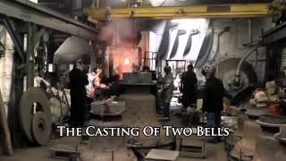 Whitechapel Bell Foundry - Casting a new bell for Inverness Cathedral
