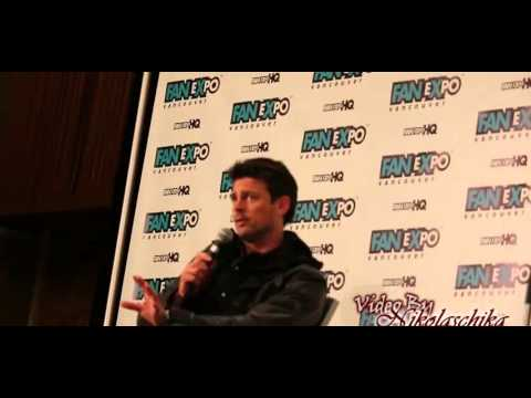 2014 Vancouver Fan Expo Karl Urban Panel