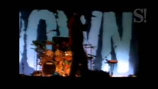 System Of A Down - Prison Song GEBA Argentina TNT