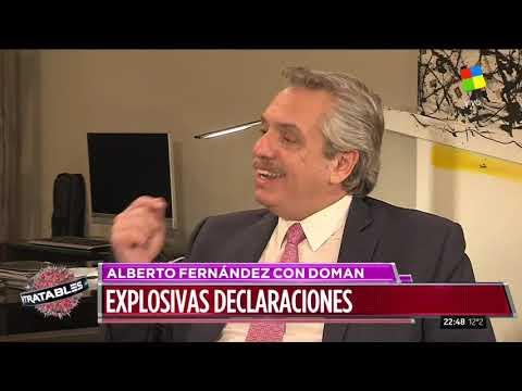 Alberto Fernández: 'Macri