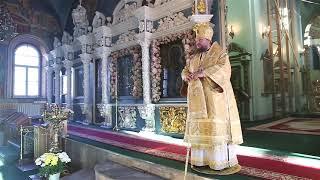 Слово митрополита Ферапонта в день памяти прмц. Анастасии Римляныни