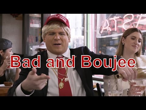 Migos - Bad and Boujee (Trump Remix) -...