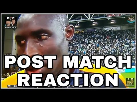 Post match Wigan reaction | Diame, Atsu & Benitez
