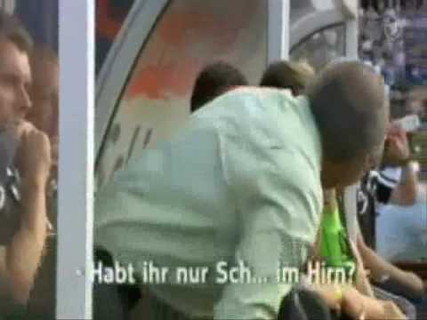 Schalke 04: Felix Magath verliert die Nerven und rastet aus
