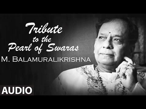 M.Balamuralikrishna | Devaru Hoseda Premada Daara Song | A Tribute to the Pearl Of Swaras