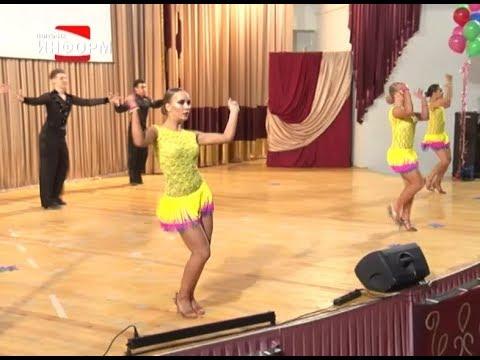 Отчётный концерт «Цветов Сибири»