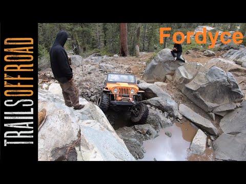 Fordyce Jeep Trail