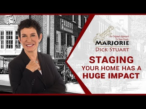 Cleveland Park Real Estate: Why Home Staging Works for Home Sellers