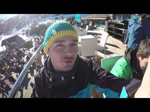 Epic Week of Skiing & Snowboarding in Andorra - GoPro Hero 4 Silver HD