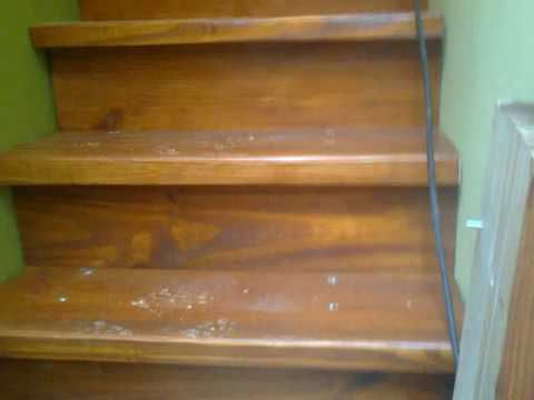 Escaleras entrepisos altillos pisos en maderas - Escaleras para altillos ...