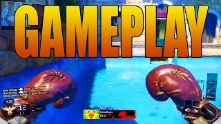 PRIZEFIGHTER BOXING GLOVE GAMEPLAY IN BLACK OPS 3!