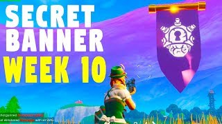 'Fortnite' Snowfall Challenge: Where To Find The Secret Banner In Loading Screen #10