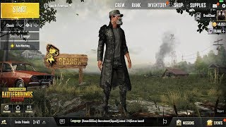 PUBG Mobile - Got a Trench Coat