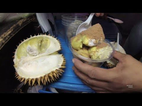 Indonsia Makassar Street Food 1755 Es Putar Durian Pak Kumis Sejak 1967 Sejahtera Sentral YDXJ0318