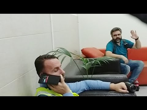 live, Накрыли Автосалон