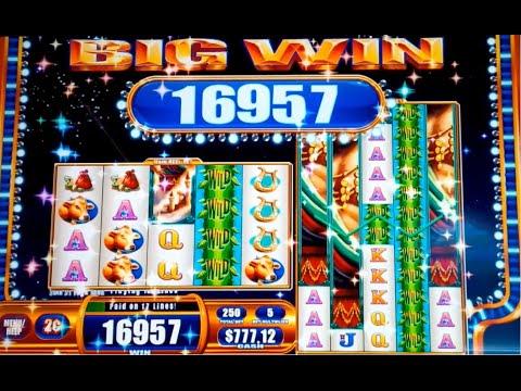 Giant's Gold Slot *BIG WIN* - $5 Max Bet Slot Machine BIG WIN Bonus! - 동영상