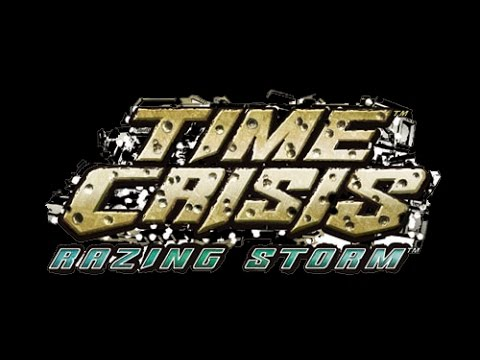 Time Crisis Razing Storm - PS3 / Move - Arcade - Full Game